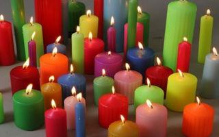 Значение, которое характеризует разный цвет свечи в магии — виды и описание